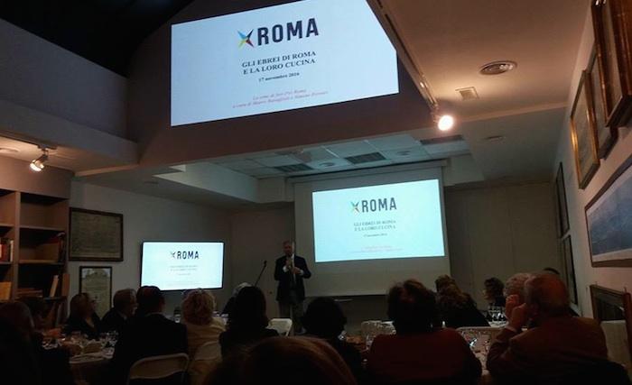 La Cucina Ebraica A Roma Raccontata Da Sandro Di Castro Agenzia