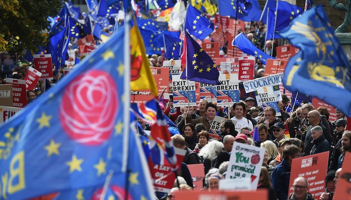 Londra oggi il voto del parlamento sulla brexit agenzia for Votazioni parlamento oggi