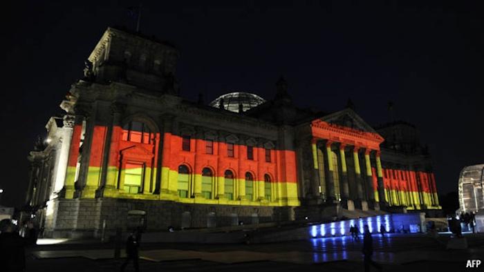 Dopo 30 anni ecco cosa resta della Germania